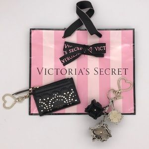 Victoria's Secret Card Case and Keychain